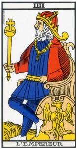 arcane majeur empereur