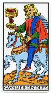arcane mineur le cavalier