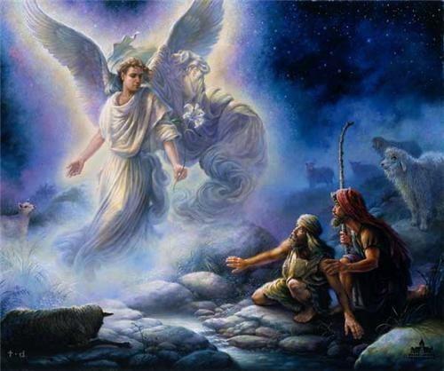 rêver d'anges