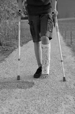 rêve bequilles handicap