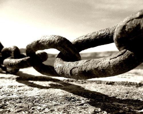 rêver de chaines