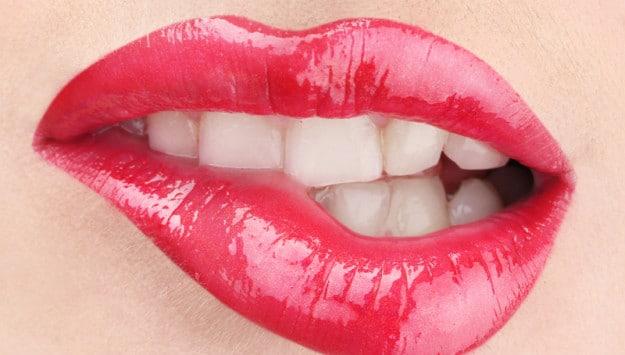 Bouche à bouche sexe