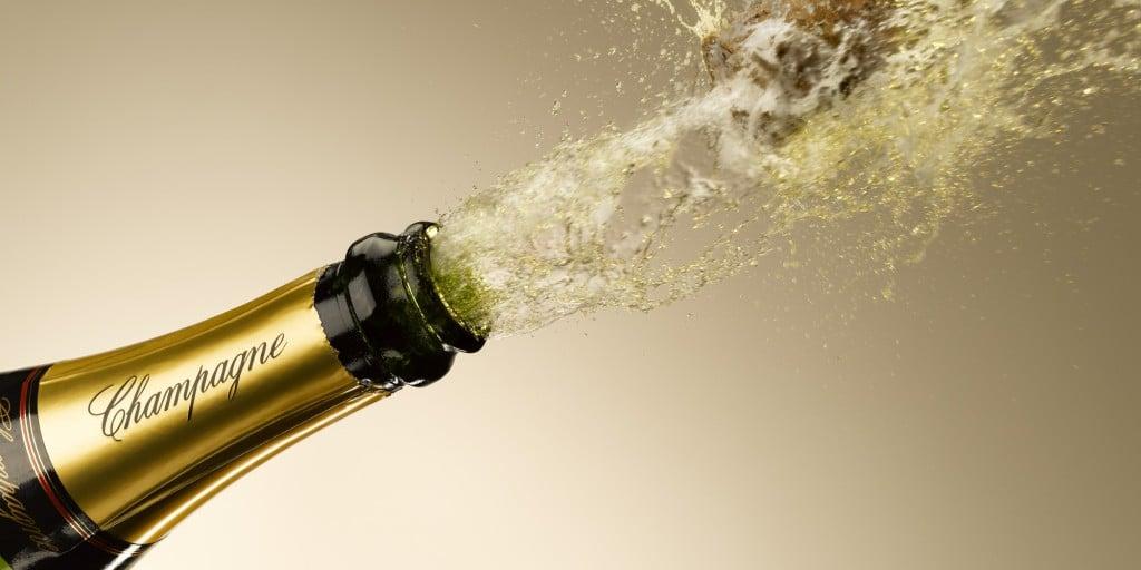 rêver de champagne