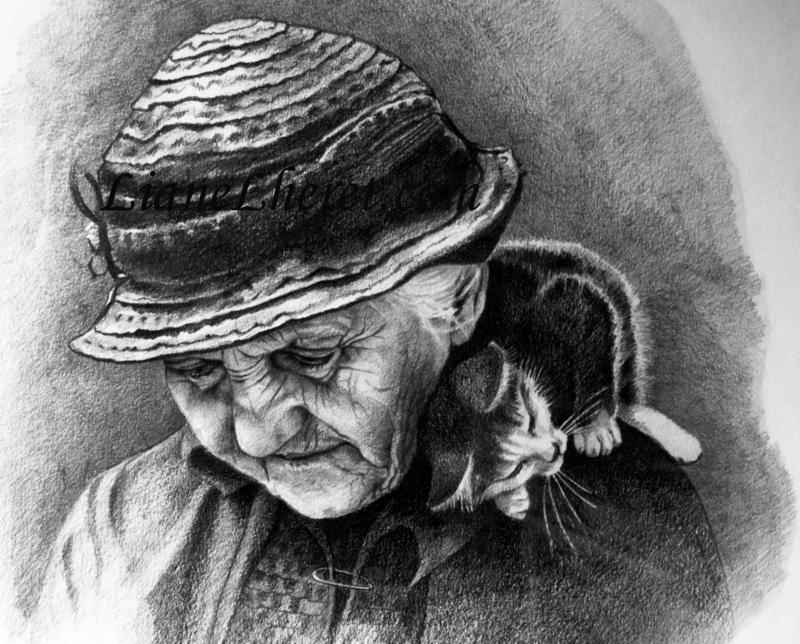 rêve grand parent grand mère
