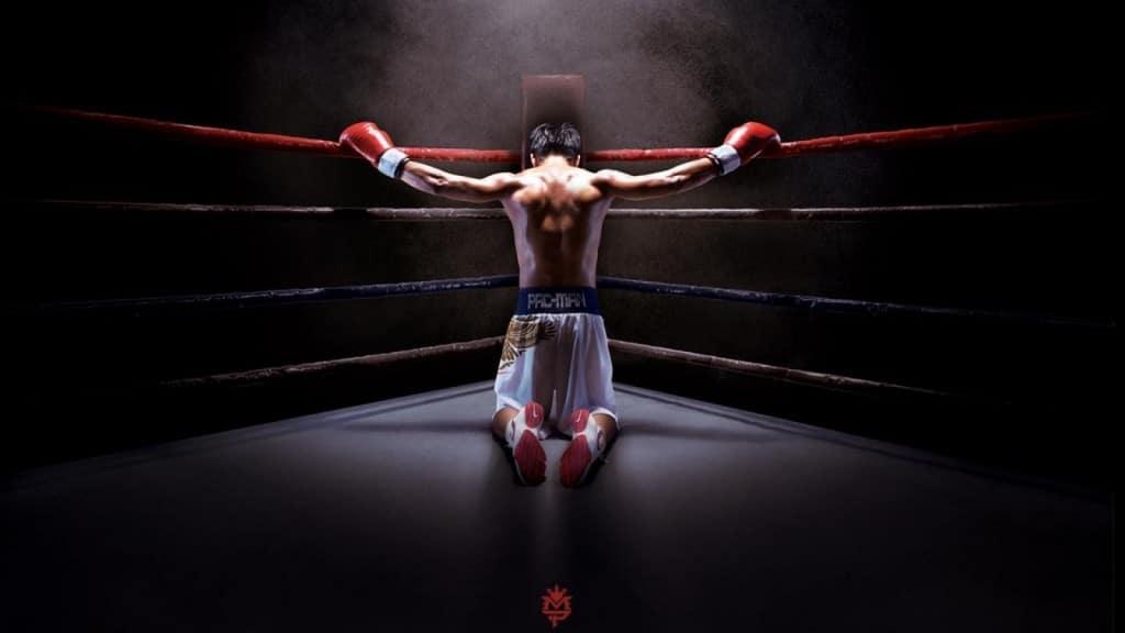 rêve boxe bagarre
