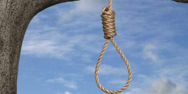 corde noeud coulant pendaison
