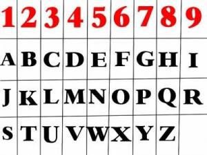 Numerologie-95458