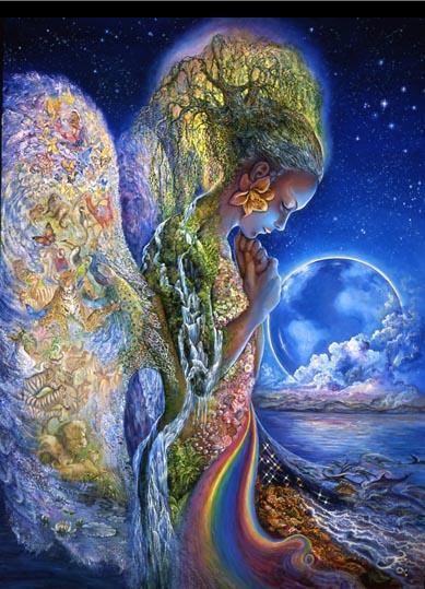 rêve terre mère