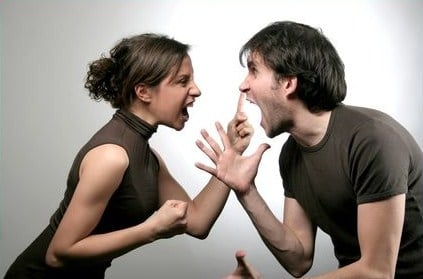 couple dispute chamaillerie