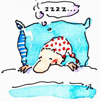 rêve et dormir