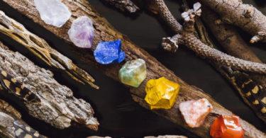 correspondance pierres et chakras