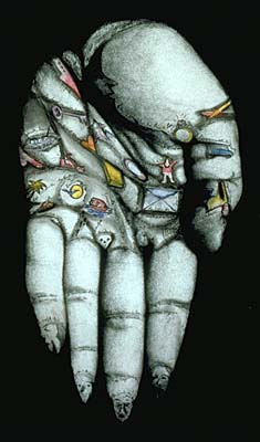 chiromancie ligne mains