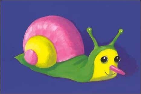 rêve escargot