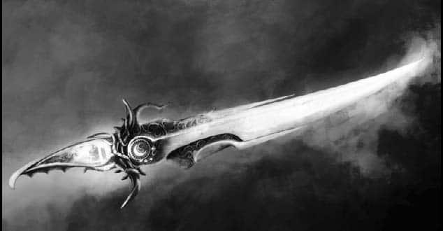 Les quêtes de l'ange d'or Dague-175d93