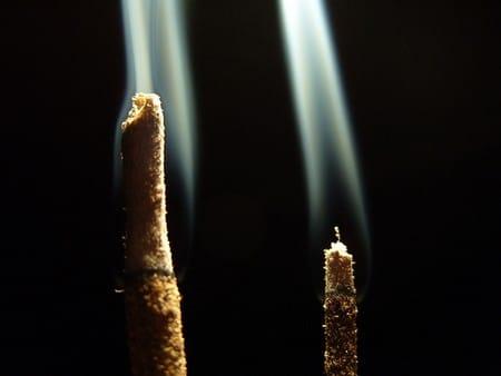 encens brule