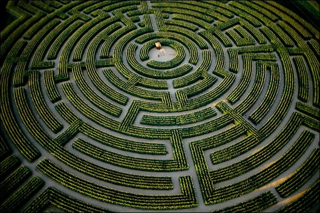 rêve labyrinthe