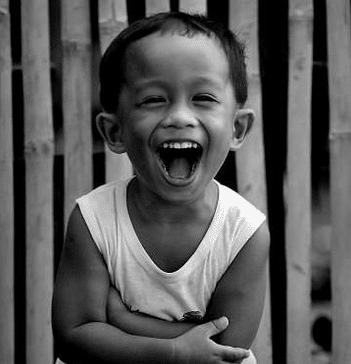 rêve rire enfant