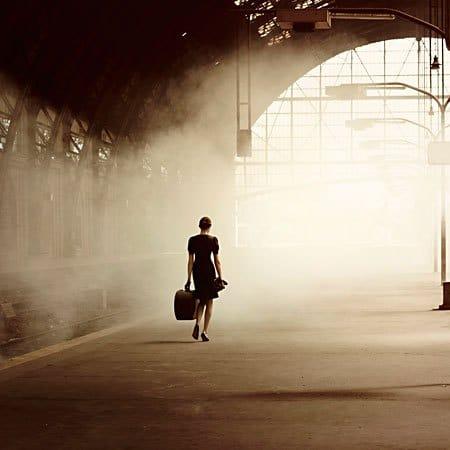 rêve d'être seul et solitude