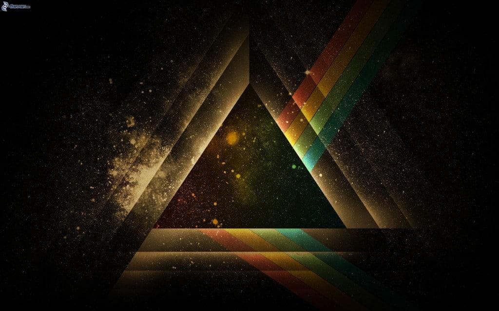 croyance sur le triangle