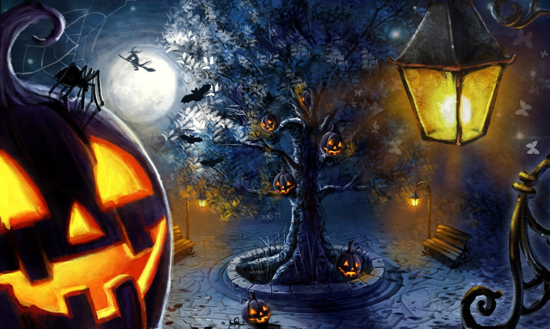 origine d'halloween