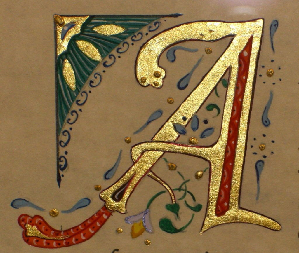 numérologie lettre A