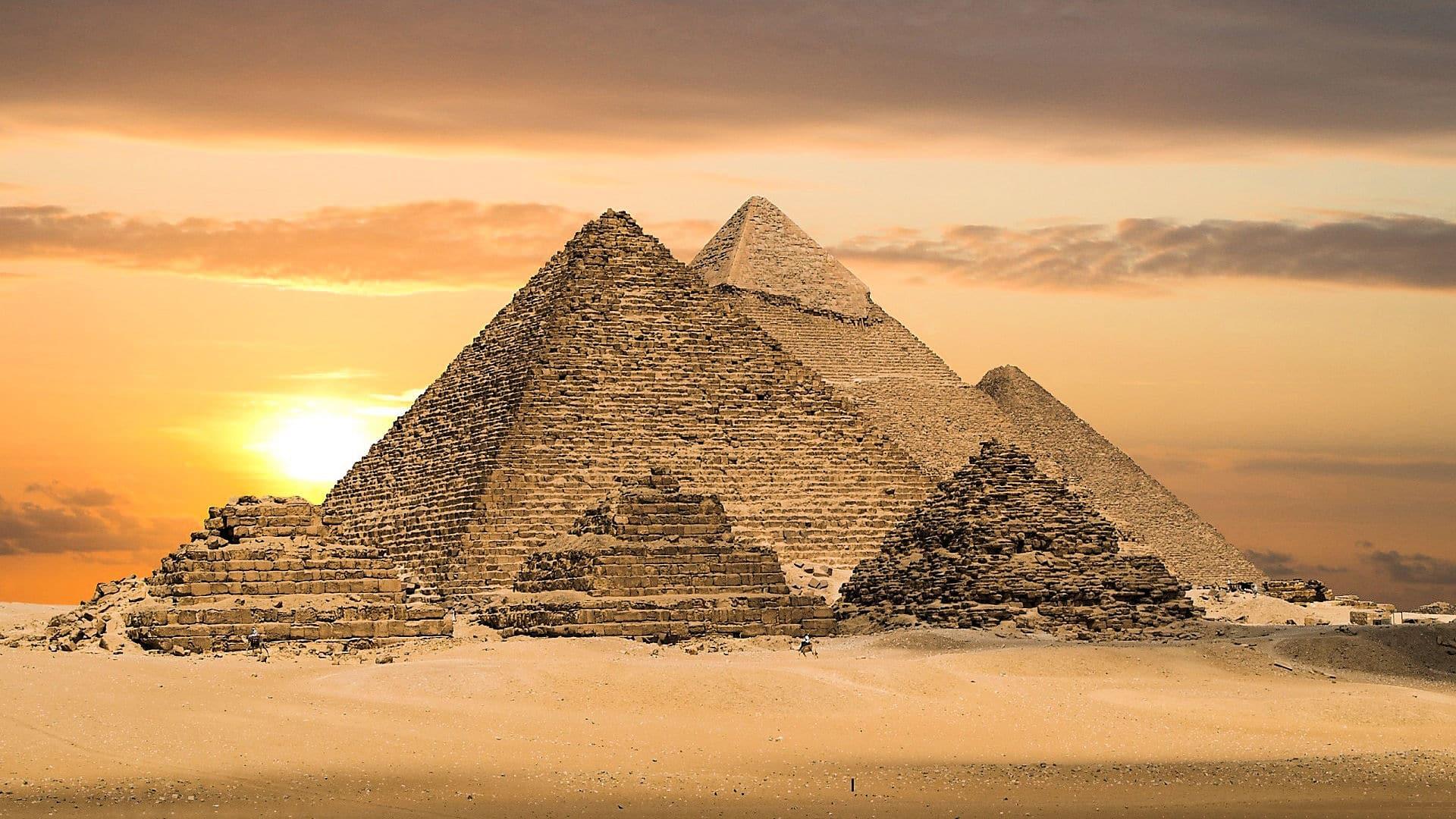 rêve de pyramide