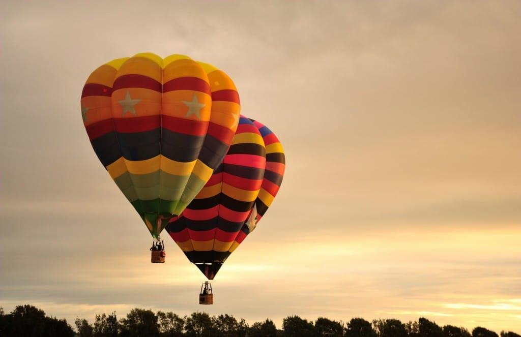 montgolfière-corrèze