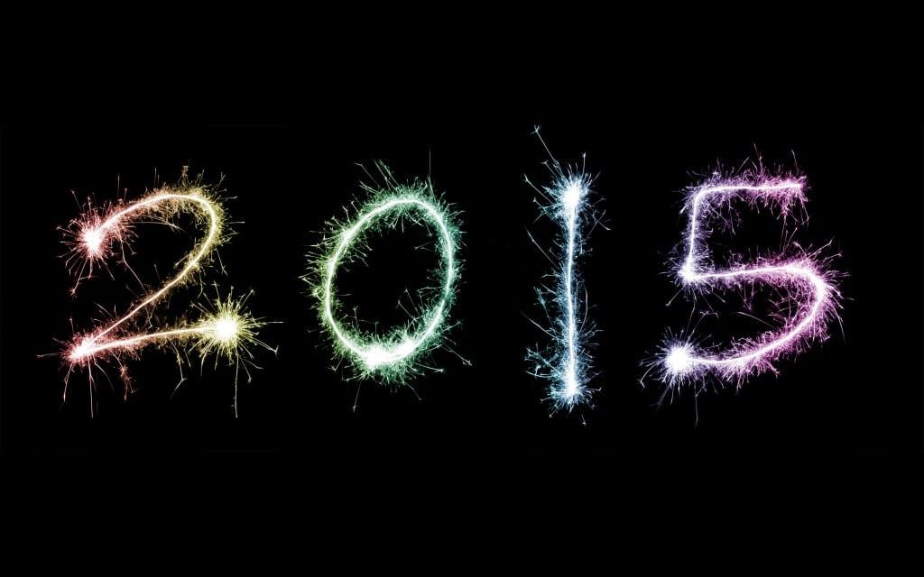 2015 New Year celebration