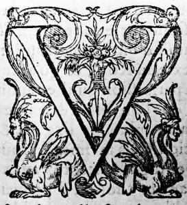 Numérologie lettre V