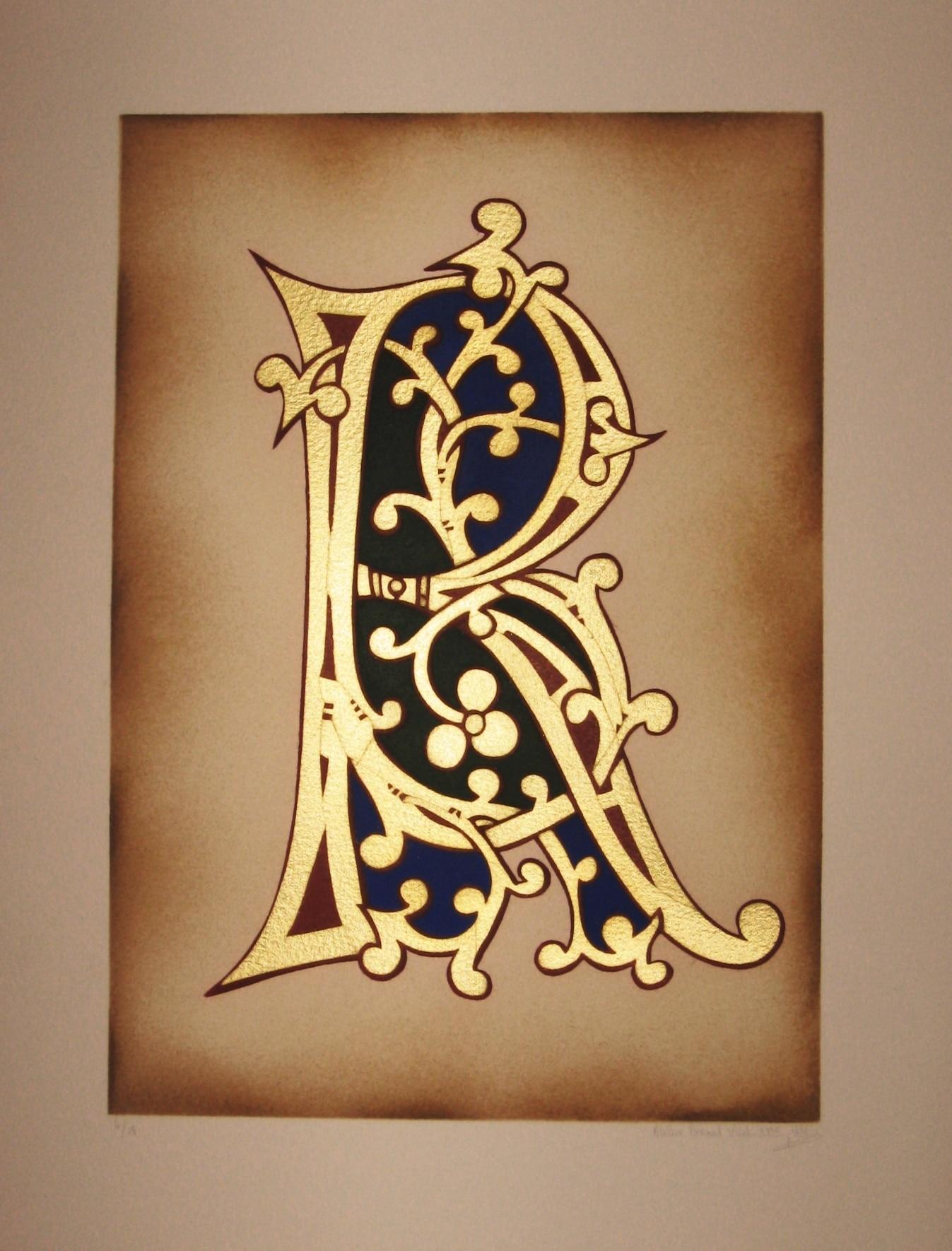 numérologie lettre R