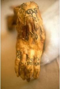 tatouage égyptien