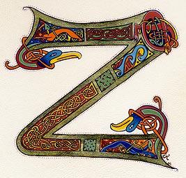lettre z numérologie