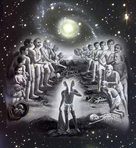 bouddhisme réincarnation