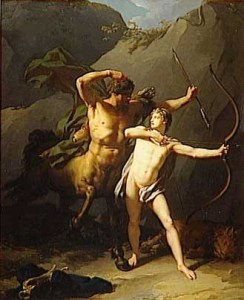 chiron mythologie