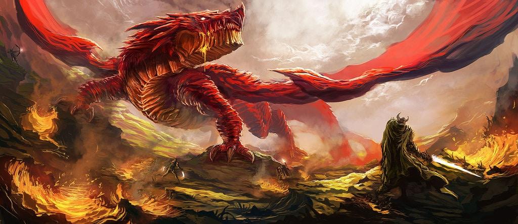 combattre son dragon intérieur