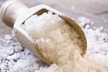 les bains de sel