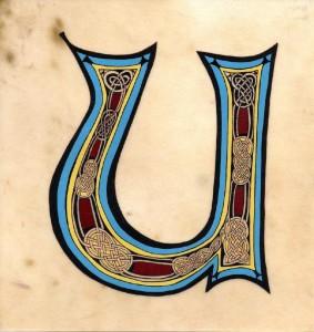 numérologie lettre U