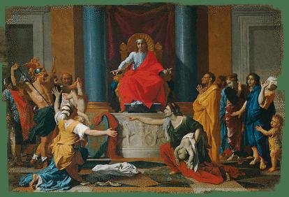 Tarot roi Salomon