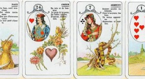L'oracle Le petit Lenormand – Tirage neuf cartes