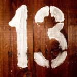 Le magn tisme divinatix for 13 table superstition