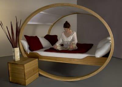 rêver de lit superposé vide