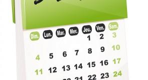 Rêver de calendrier