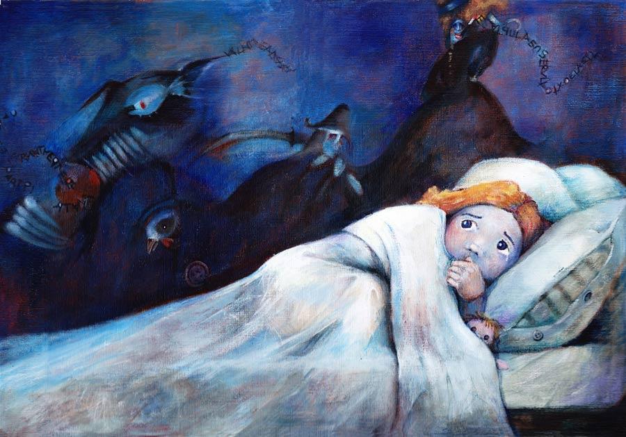 cauchemar nuit