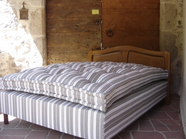 rêver matelas laine moelleux