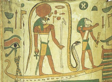 sommeil et égypte antique