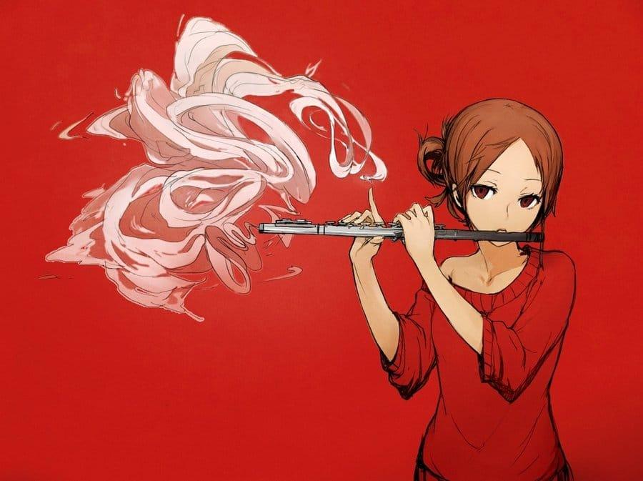 rêve jouer flûte