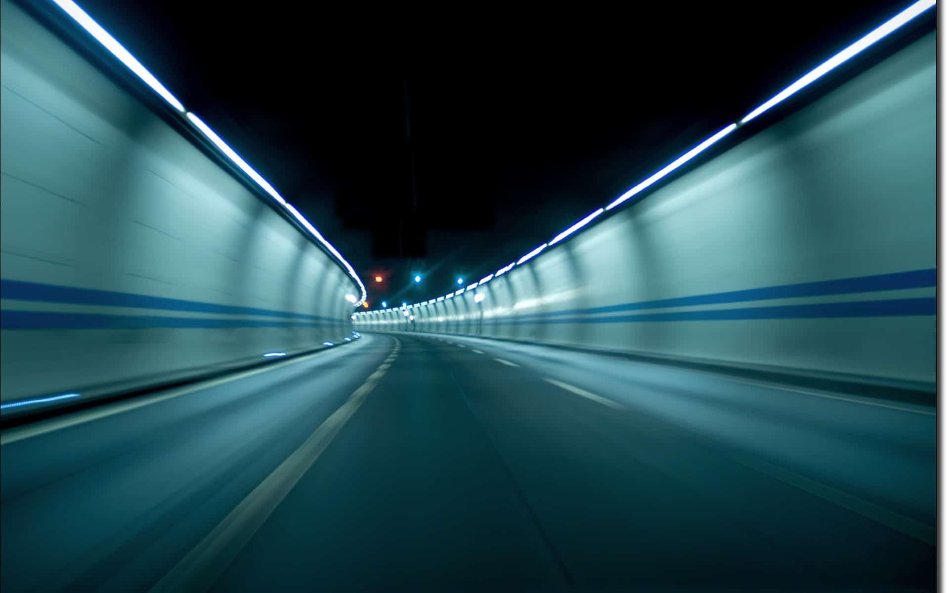rêve de tunnel