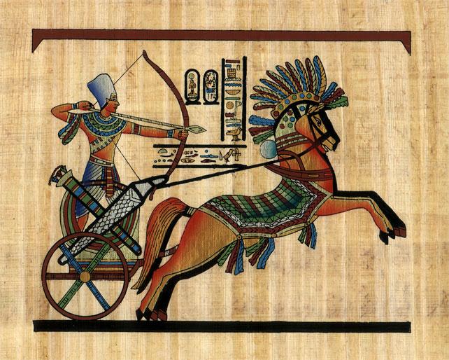rêve chariot