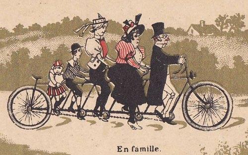 rêve bicyclette