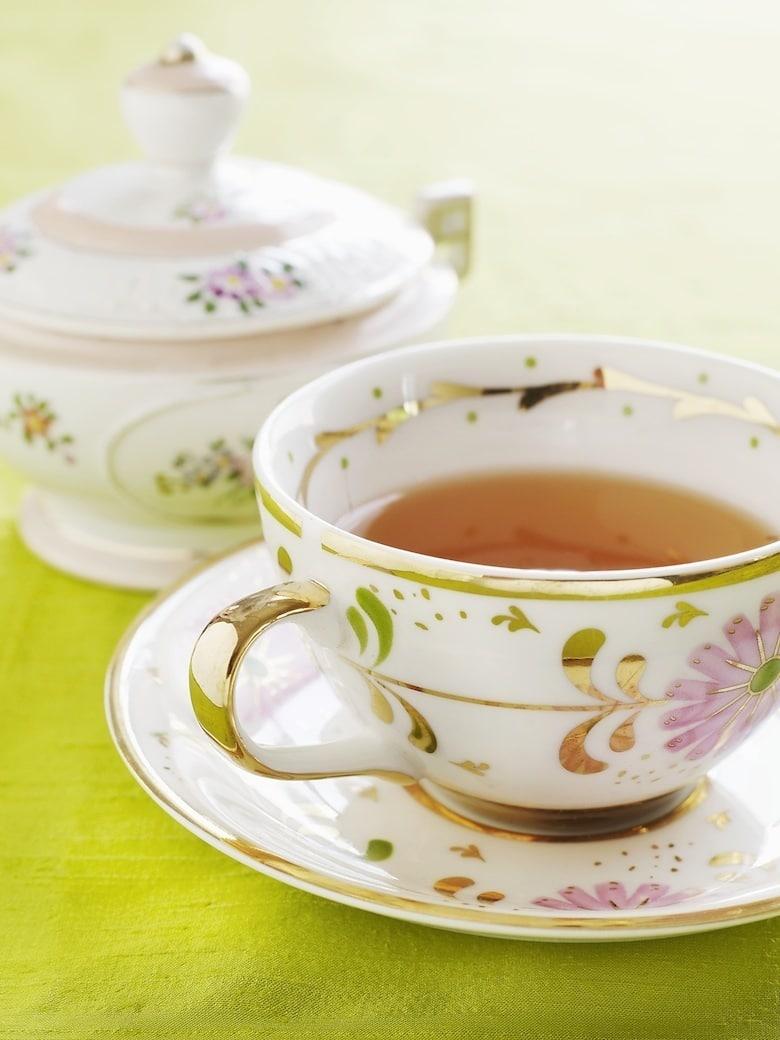 signification rêve tasse de thé